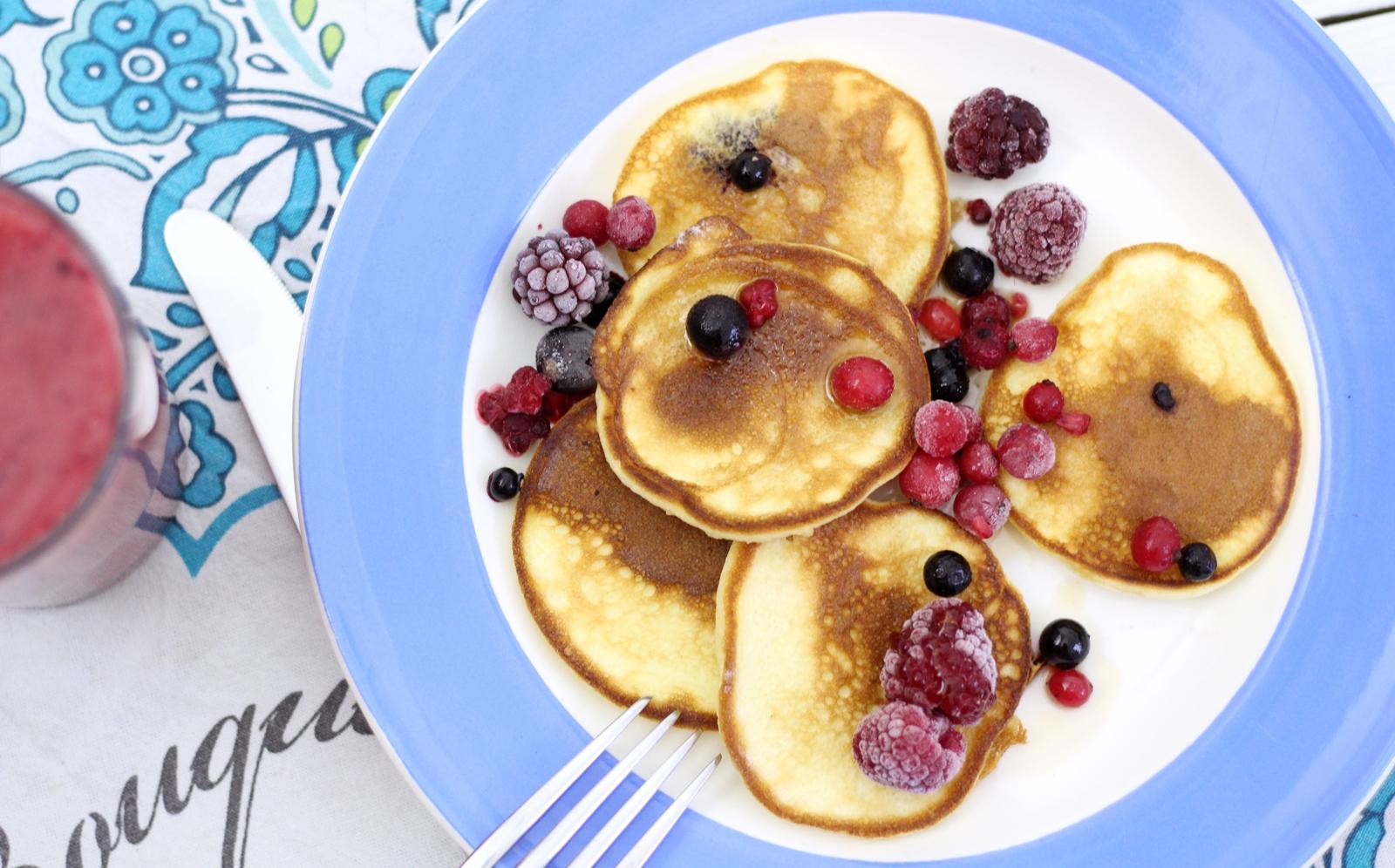 rezept american pancakes lavie deboite. Black Bedroom Furniture Sets. Home Design Ideas