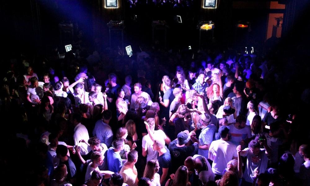 25 Hours Hotel Frankfurt Backyard Party 2015 Freitag