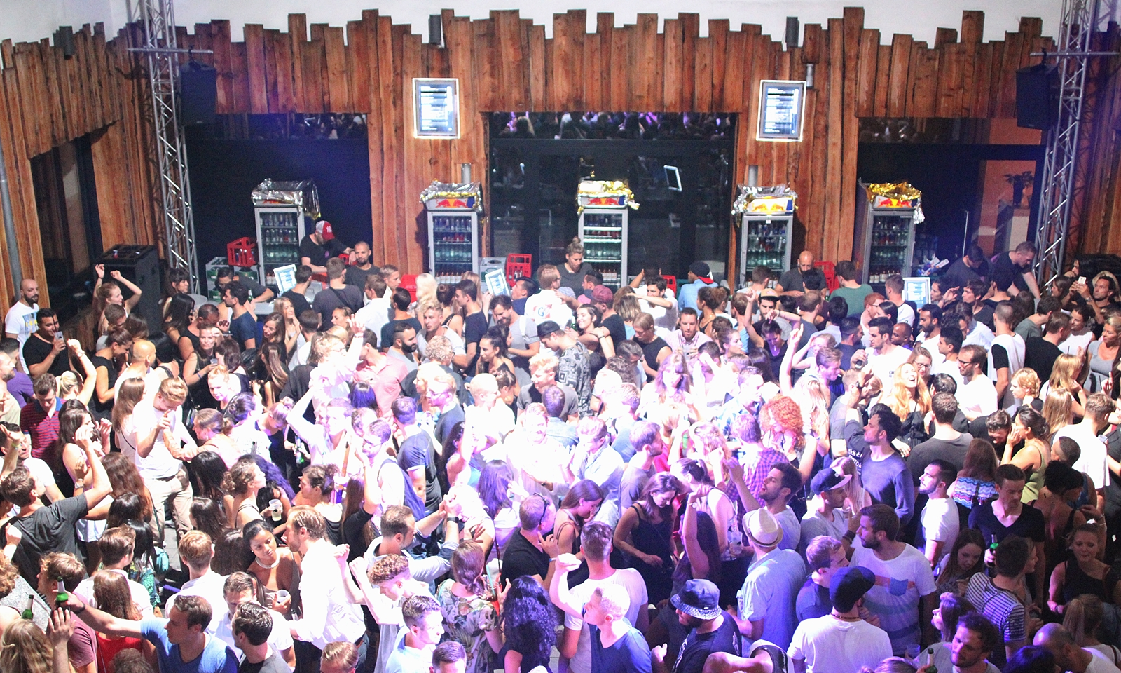 25 Hours Hotel Frankfurt Backyard Party 2015