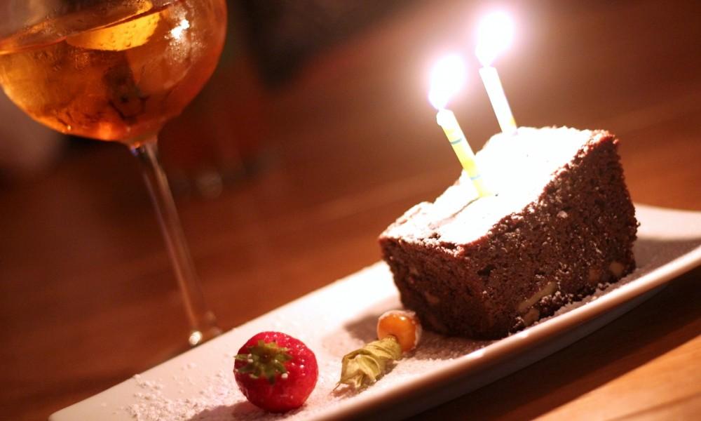 25 Hours Hotel IMA Kuchen Geburtstag