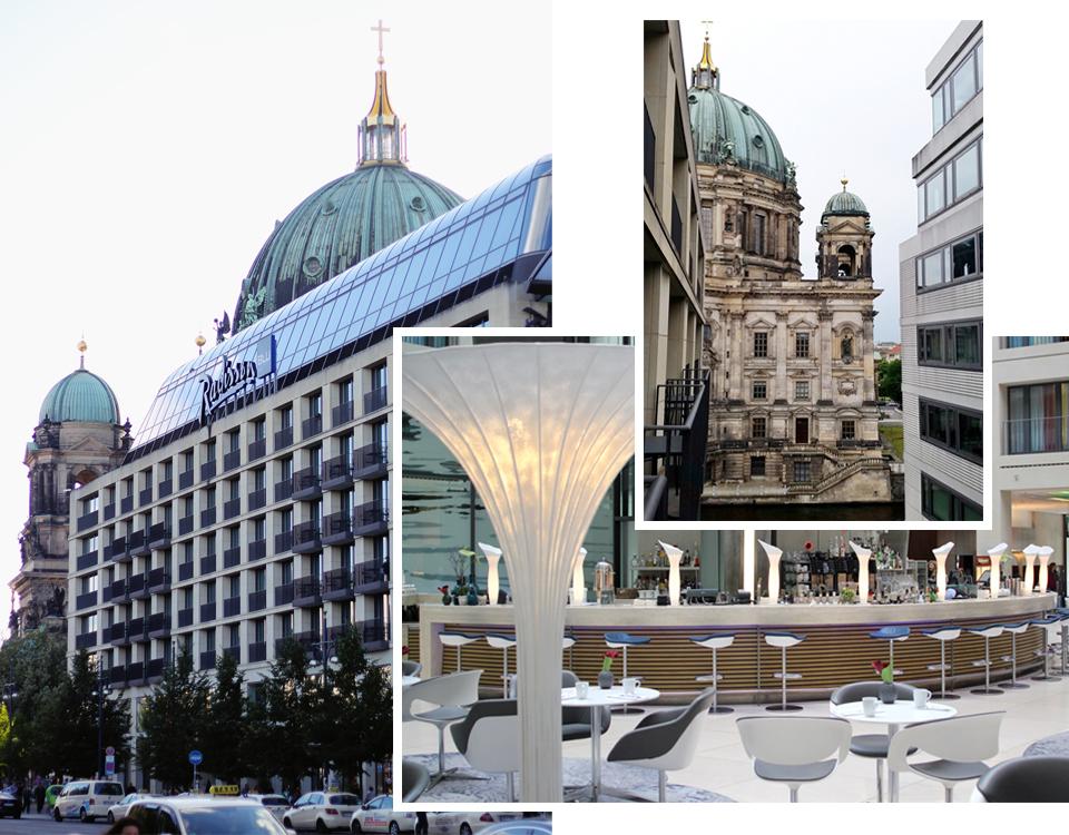 Radisson Blu Berlin Alexanderplatz