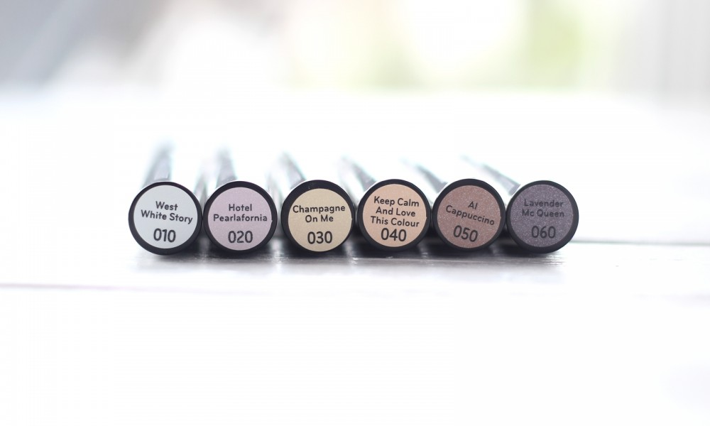 Catrice Eyematic Eyeshadow Pens