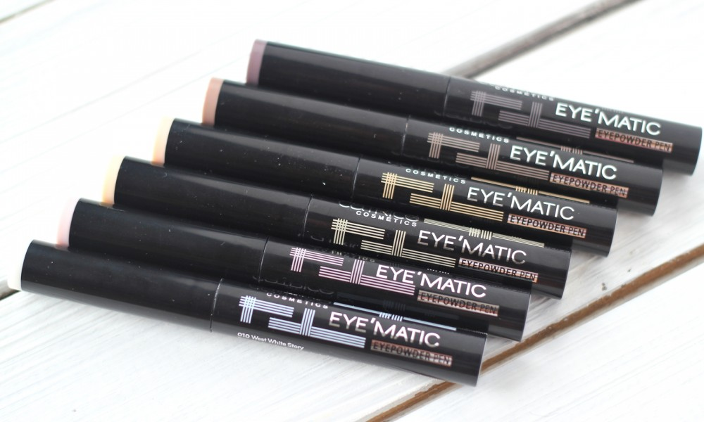 Catrice Eyematic Eyeshadow Pens Review