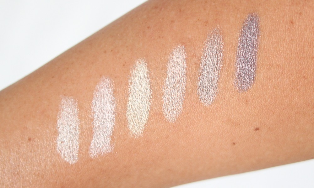 Catrice Eyematic Eyeshadow Pens Swatch