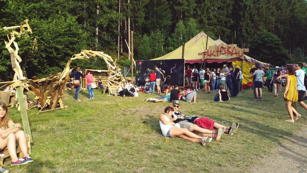 Fuchsbau Sound of the Forest 2015