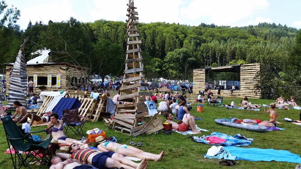 Sound of the Forest 2015 Sonntag