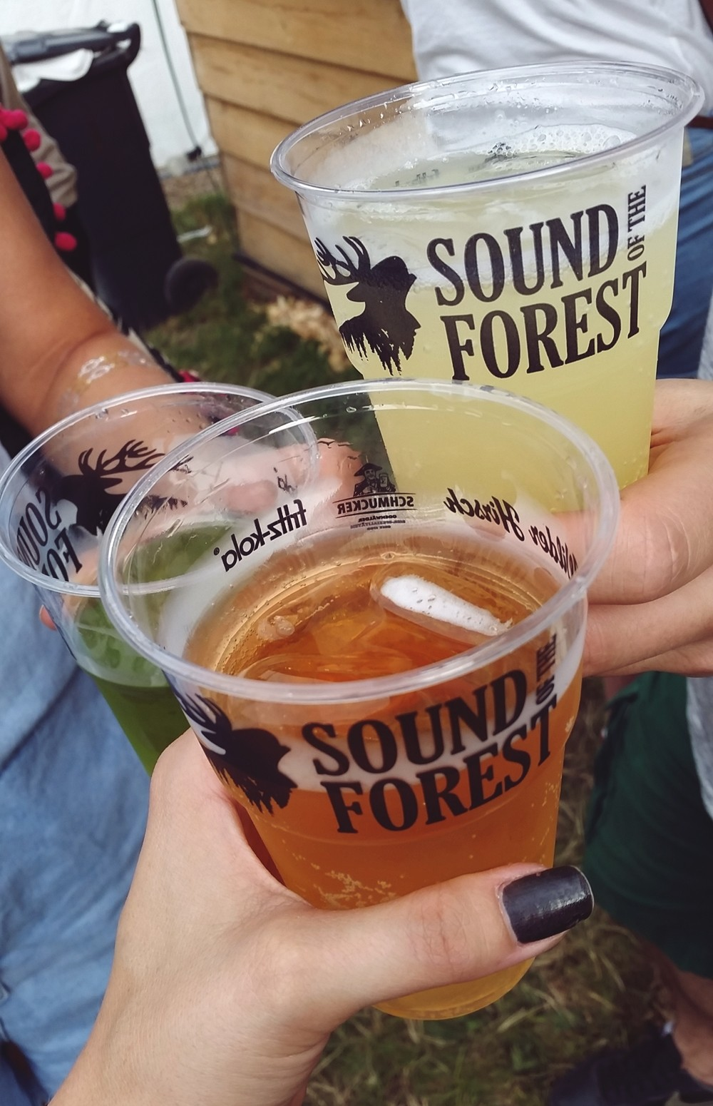 Sound of the Forest Getränke Vodka Mate