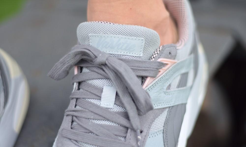 Puma Sneaker Vashtie grau rosa