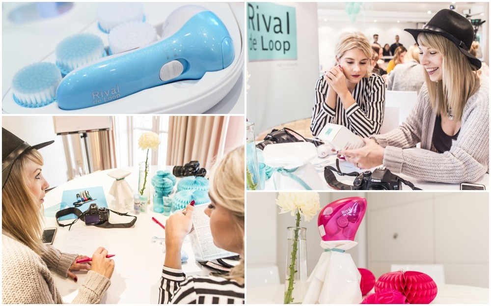 Rossmann Bloggerevent Rival de Loop Hannover Workshop