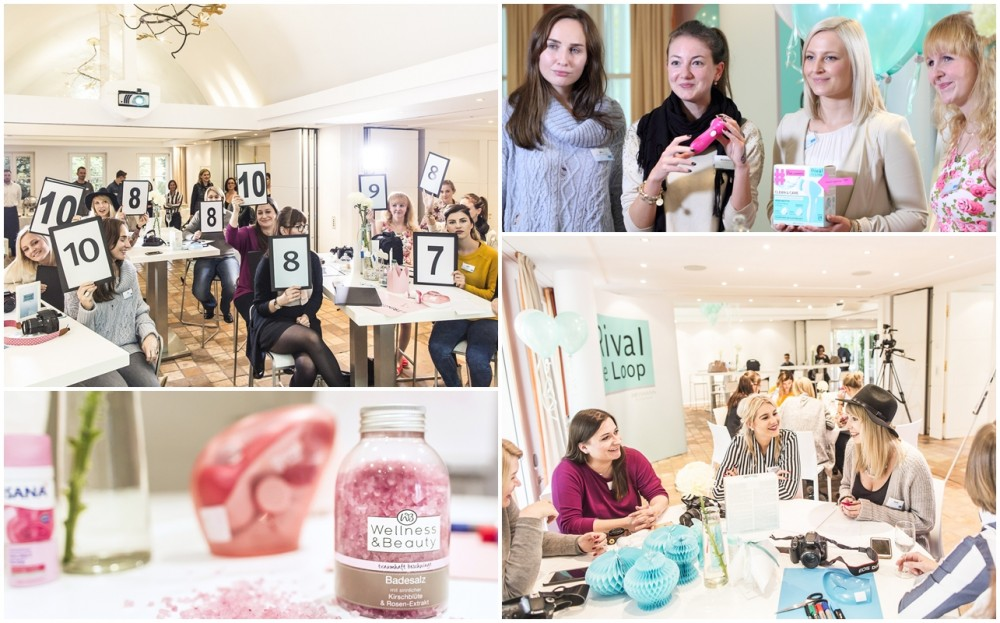 Rossmann Bloggerevent Rival de Loop Hannover Workshop 2