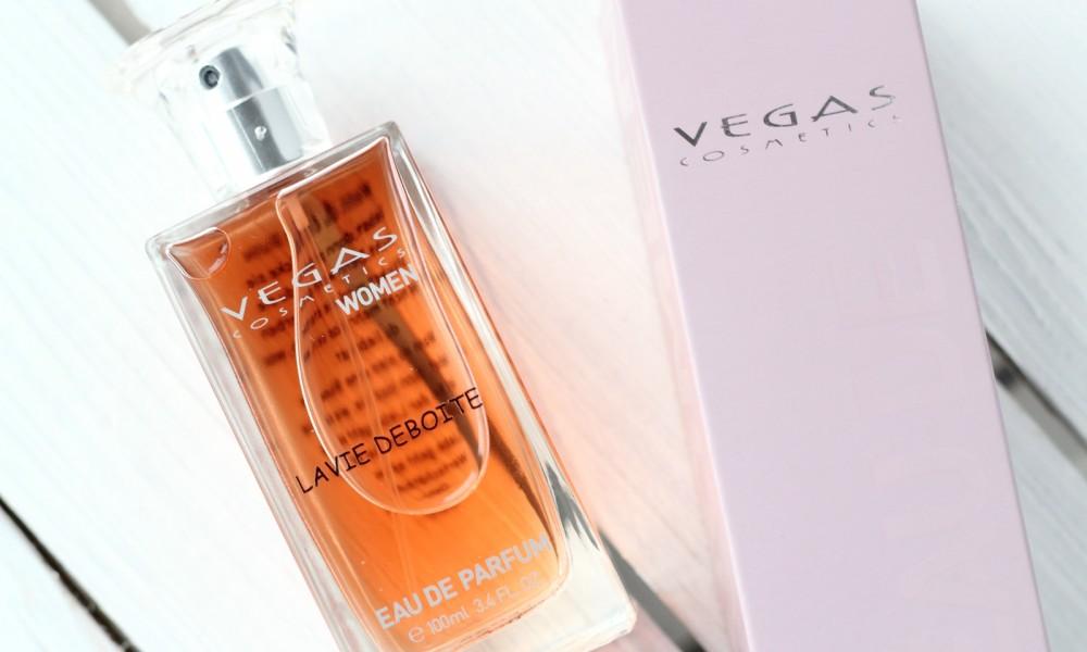 Vegas Cosmetics Eau de Parfum personalisiert Lavie Deboite