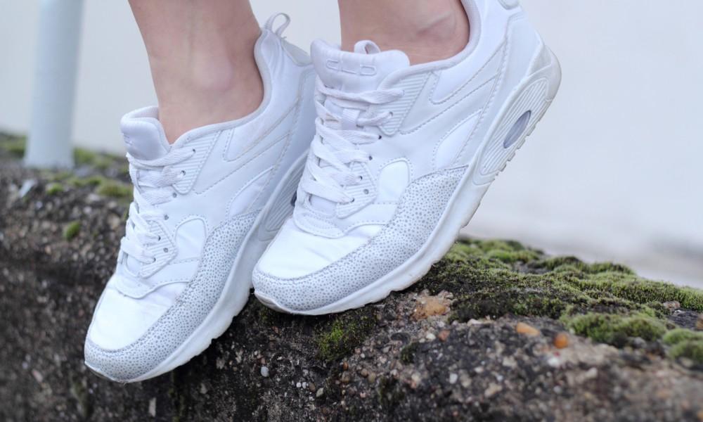 Deichmann Graceland Sneaker weiss