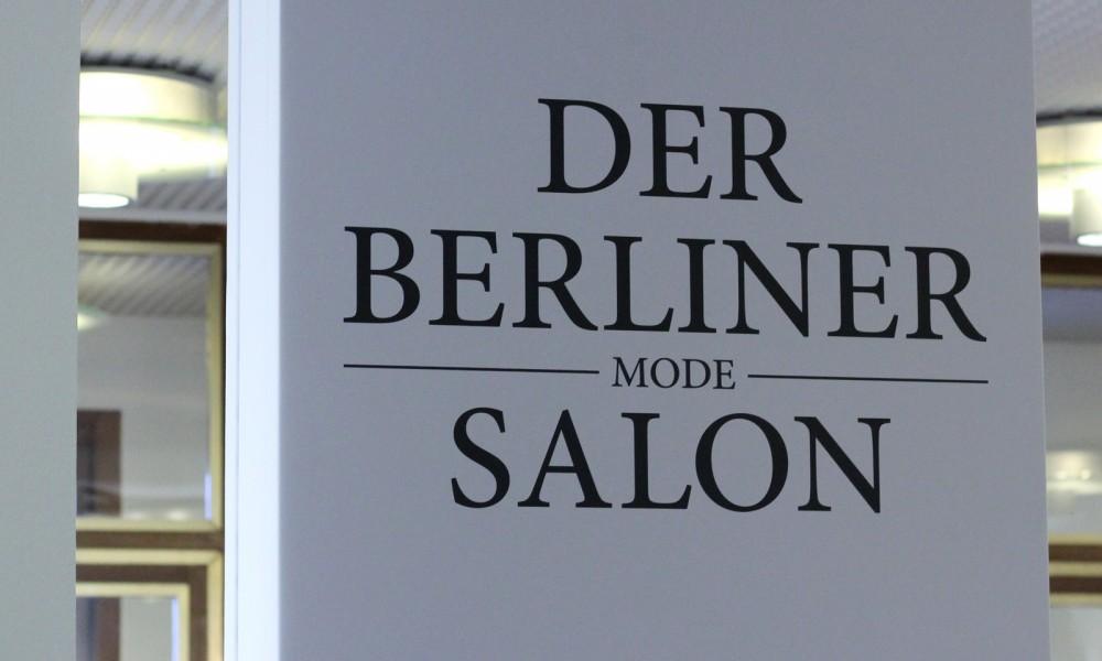 Der Berliner Mode Salon