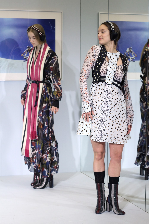 Dorothee Schumacher Berliner Modesalon Gruppenausstellung