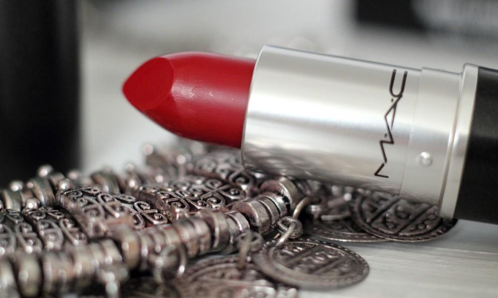 MAC Lippenstift Lipstick Russian Red Matte