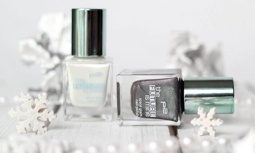 P2 Limited Edition The future is mine Space Glam Nagellacke