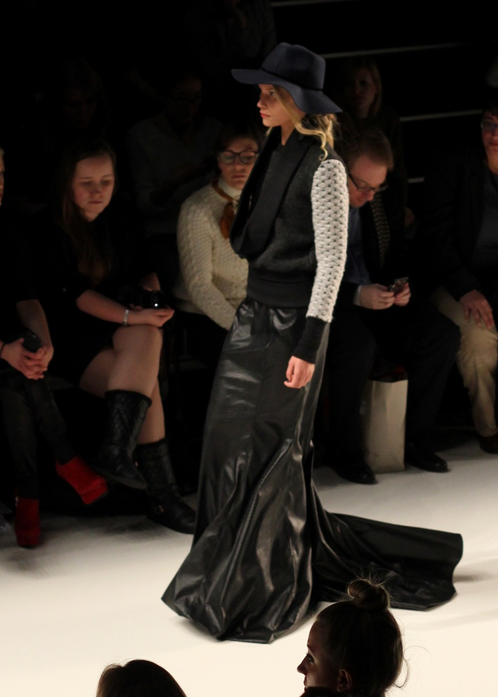 Rebecca Ruetz Fashion Week Berlin Januar 2016
