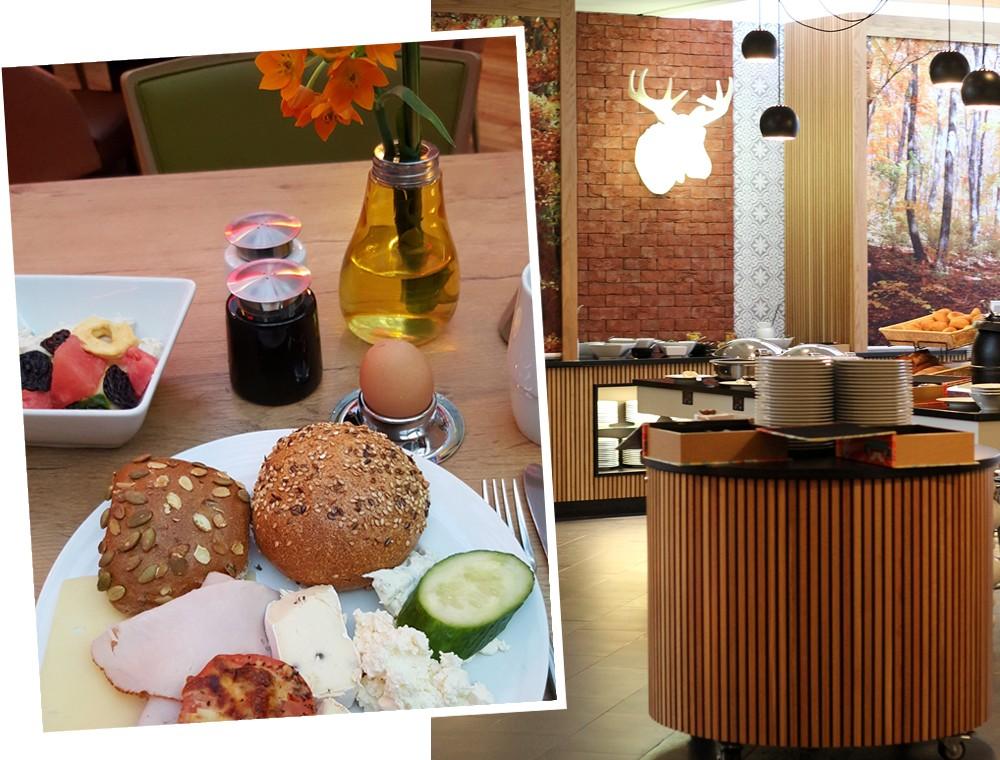 Scandic Hotel Kurfürstendamm Berlin Frühstück