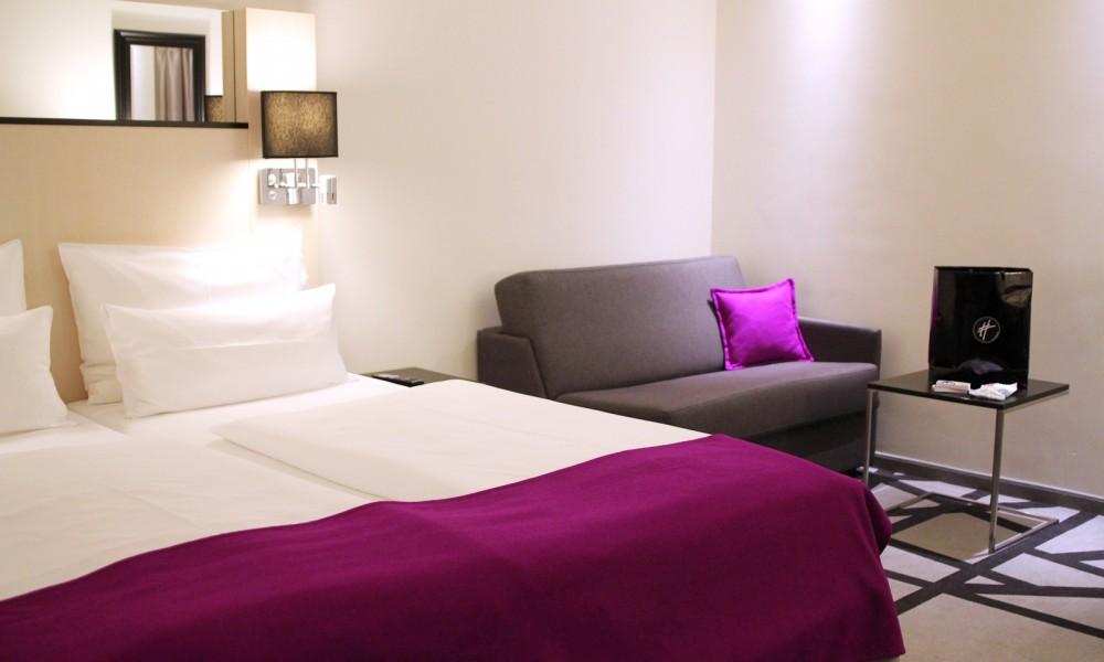 Scandic Hotel am Kurfürstendamm Berlin Hotelzimmer