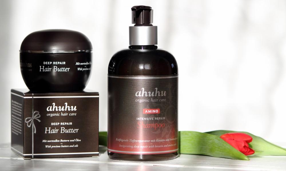 Ahuhu Hair Butter Amino Shampoo0005