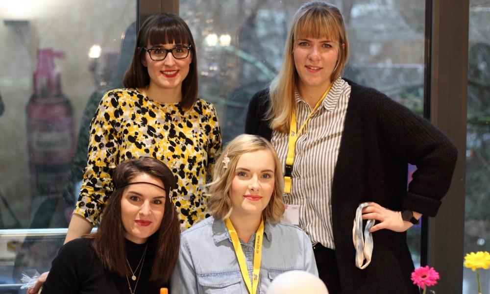 Balea Bloggerevent Haarprofis Frankfurt (43)