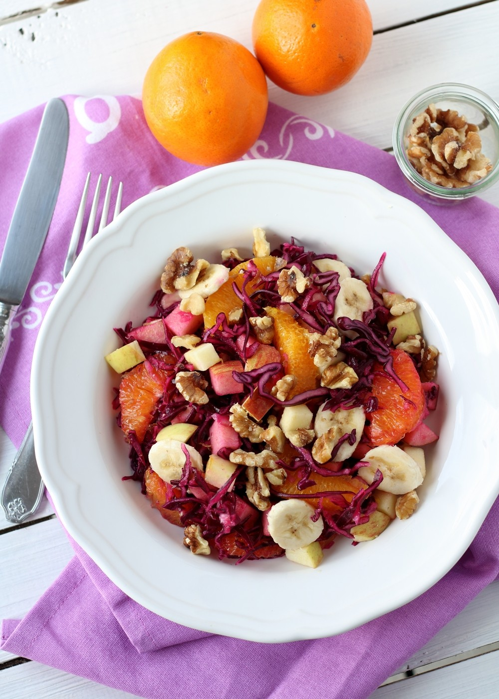 Fruchtiger Rotkohlsalat Rezept 8