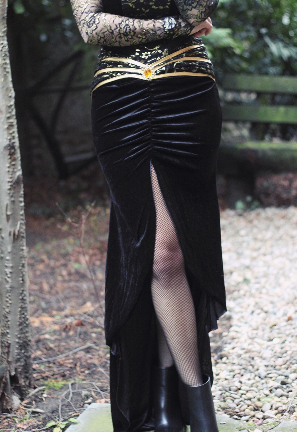 Karneval Megastore Böse Königin Kostüm Fasching Fashionblogger OOTD (11)