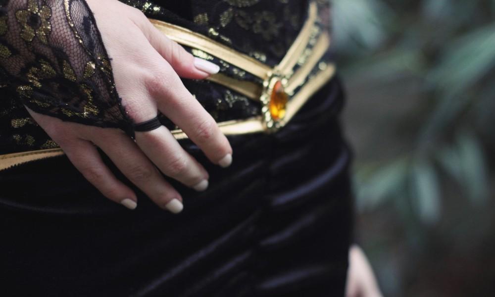 Karneval Megastore Böse Königin Kostüm Fasching Fashionblogger OOTD (15)