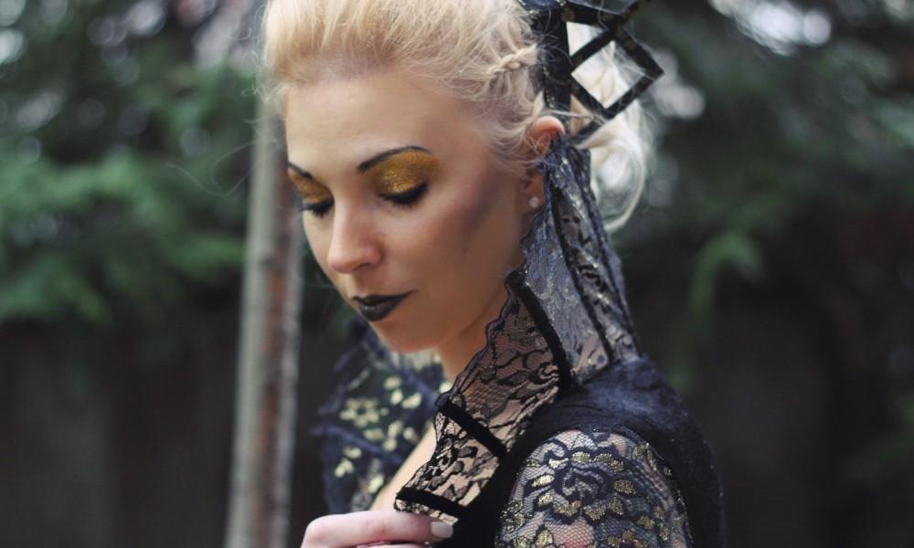 Karneval Megastore Böse Königin Kostüm Fasching Fashionblogger OOTD (17)