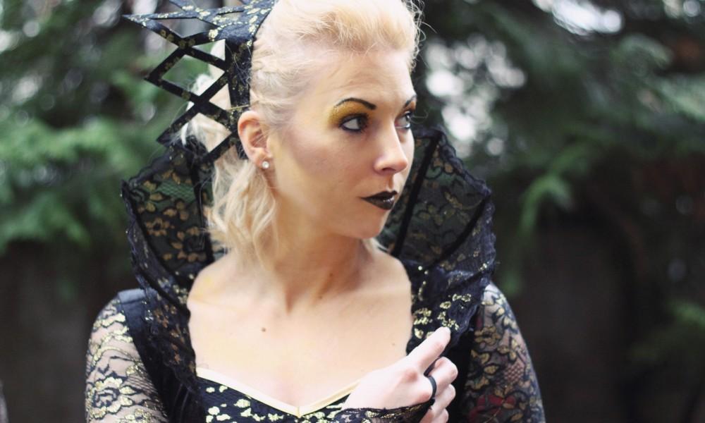 Karneval Megastore Böse Königin Kostüm Fasching Fashionblogger OOTD (19)