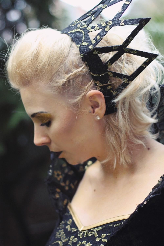Karneval Megastore Böse Königin Kostüm Fasching Fashionblogger OOTD (21)