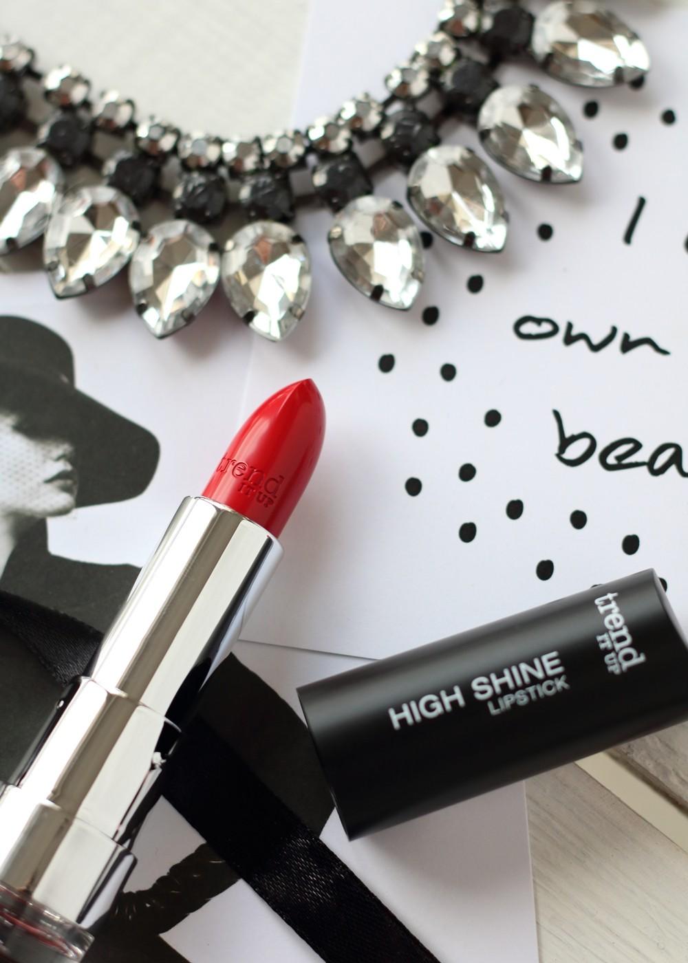 Trend it up Box High Shine Lipstick rot