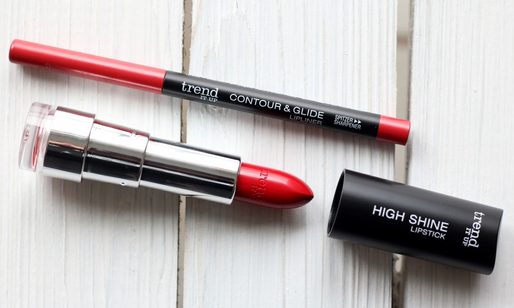 Trend it up Lipliner High Shine Lippenstift
