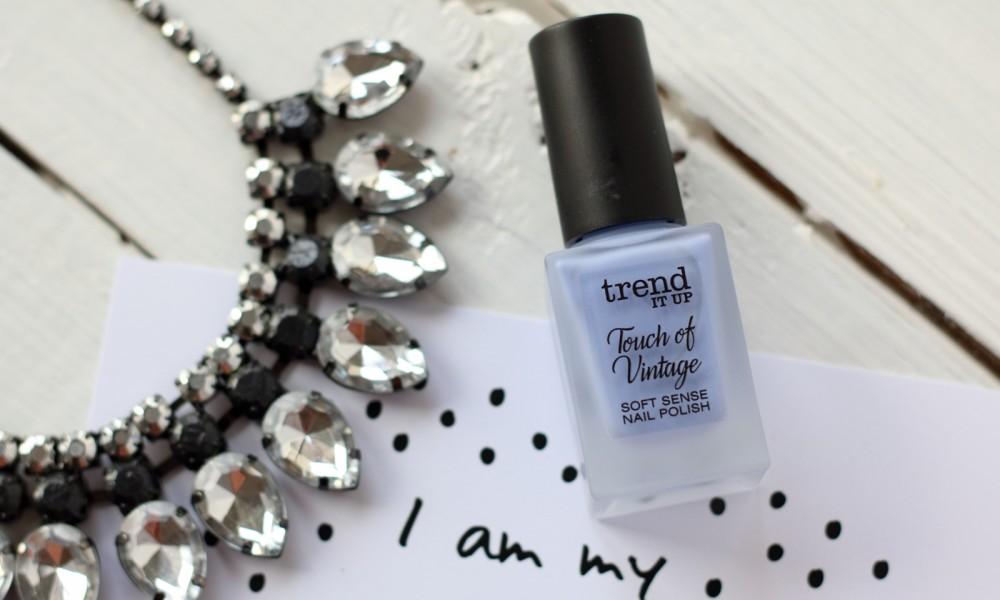 Trend it up Touch of Vintage hellblau Nagellack Nailpolish