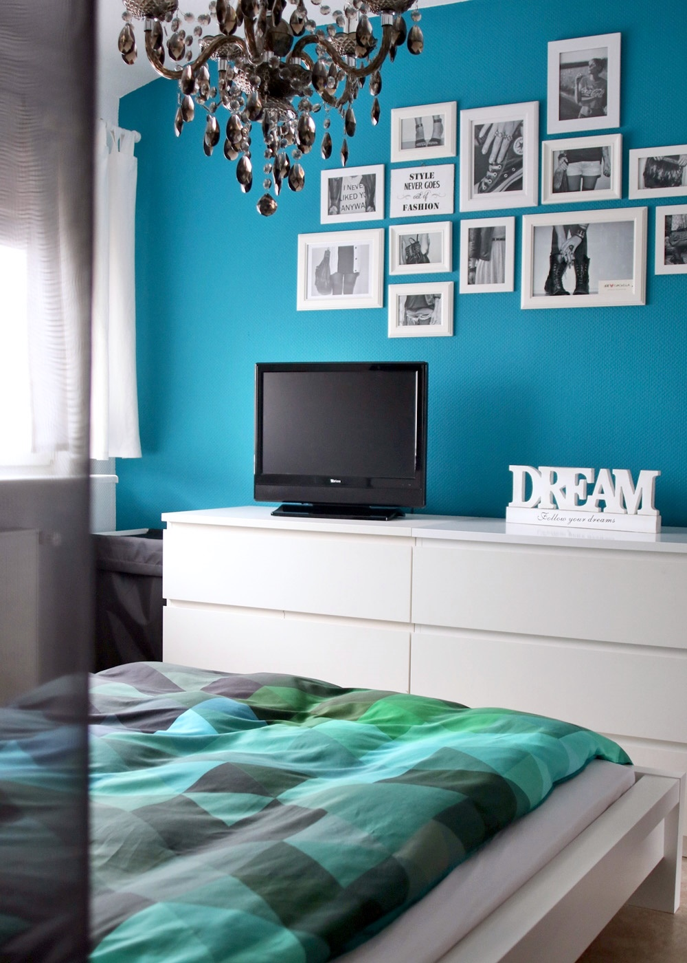 beddinghouse bettw sche blau gr n t rkis shades of sea aqua blue 18 lavie deboite. Black Bedroom Furniture Sets. Home Design Ideas