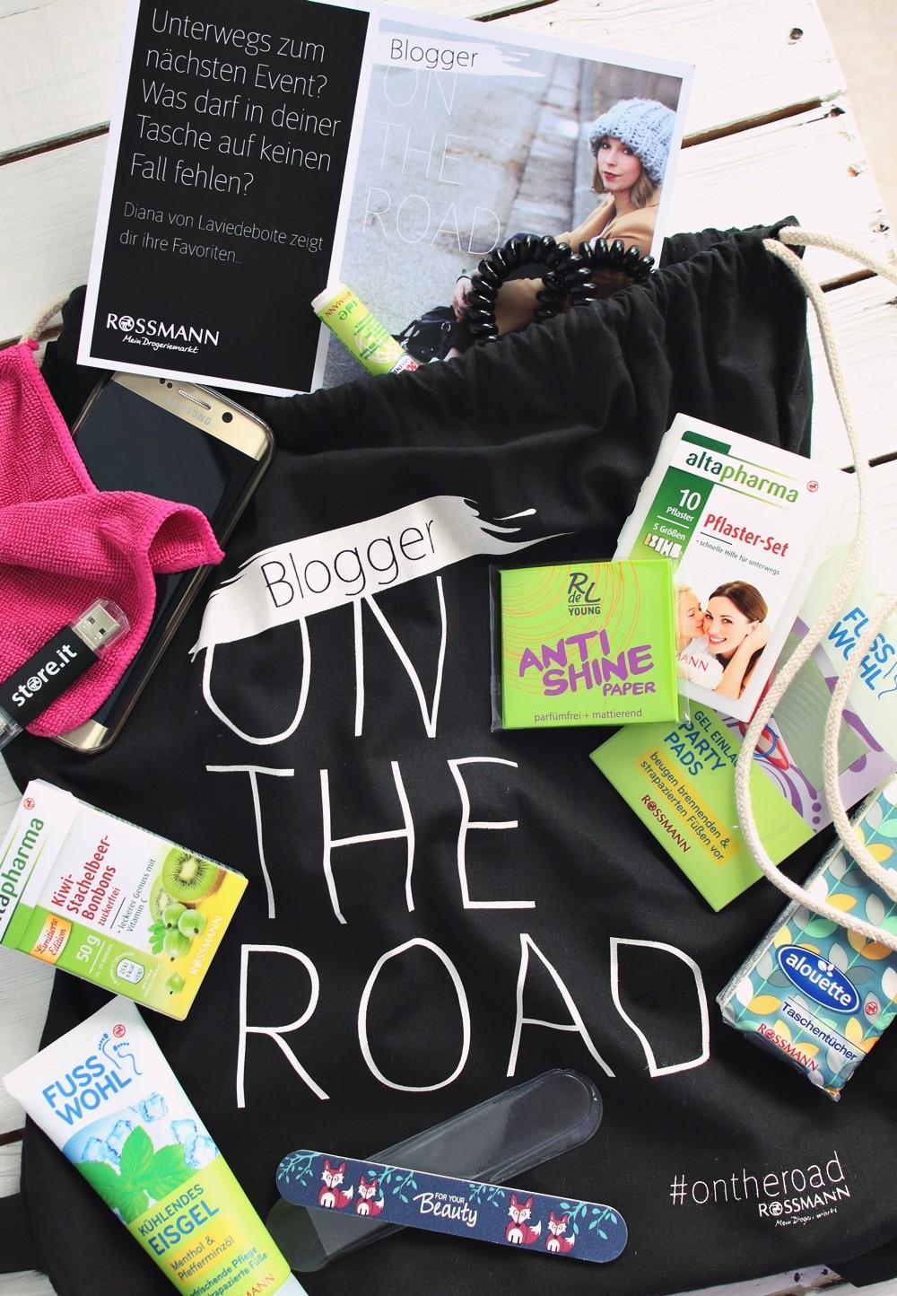 Rossmann Blogger on the road Kit nützliches für unterwegs (2)