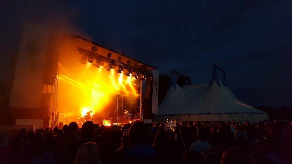 Festivalblogger Maifeld Derby Mannheim 2016 Augustines