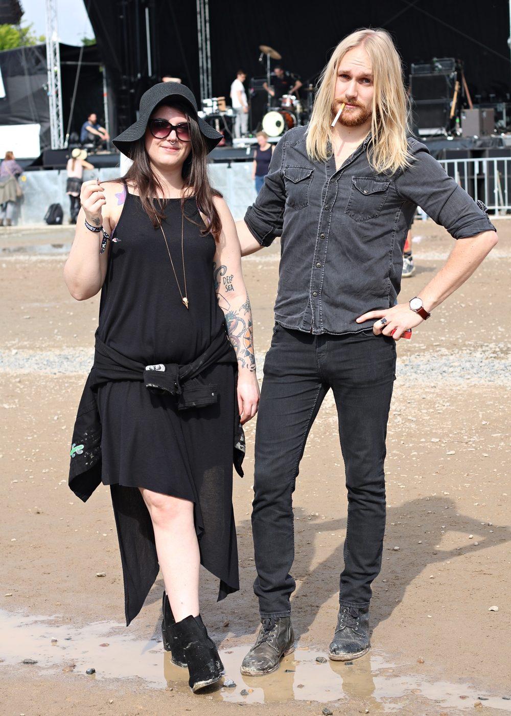 Festivalblogger Maifeld Derby Mannheim 2016 Coolstes Paar vom Festival