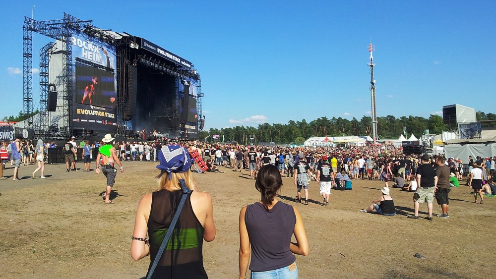 Rocknheim 2013 Stage