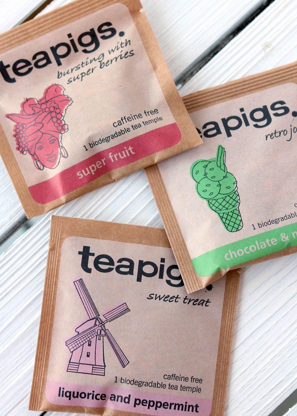 Berlin Fashion Week Blog Box Teapigs Tee