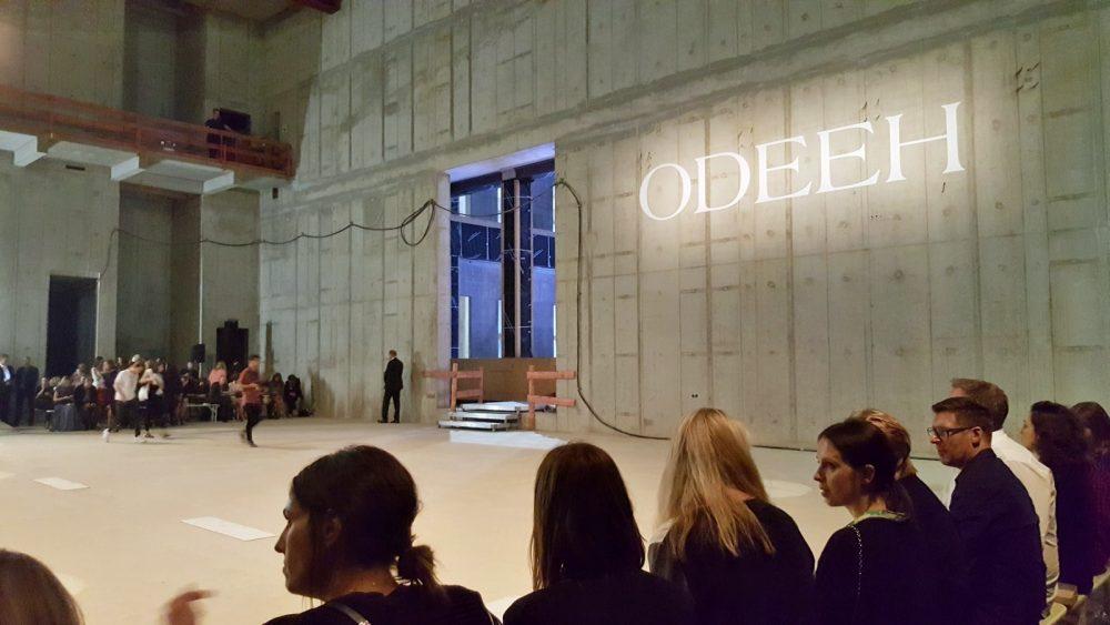 Berliner Modesalon Fashionshow Odeeh Fashionweek Berlin Juli 2016 6