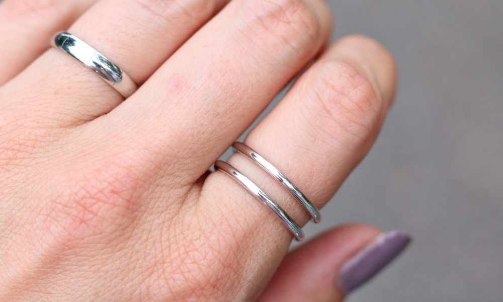 Brandfield Ring silber Jacob Jensen Selected Jeweles 2