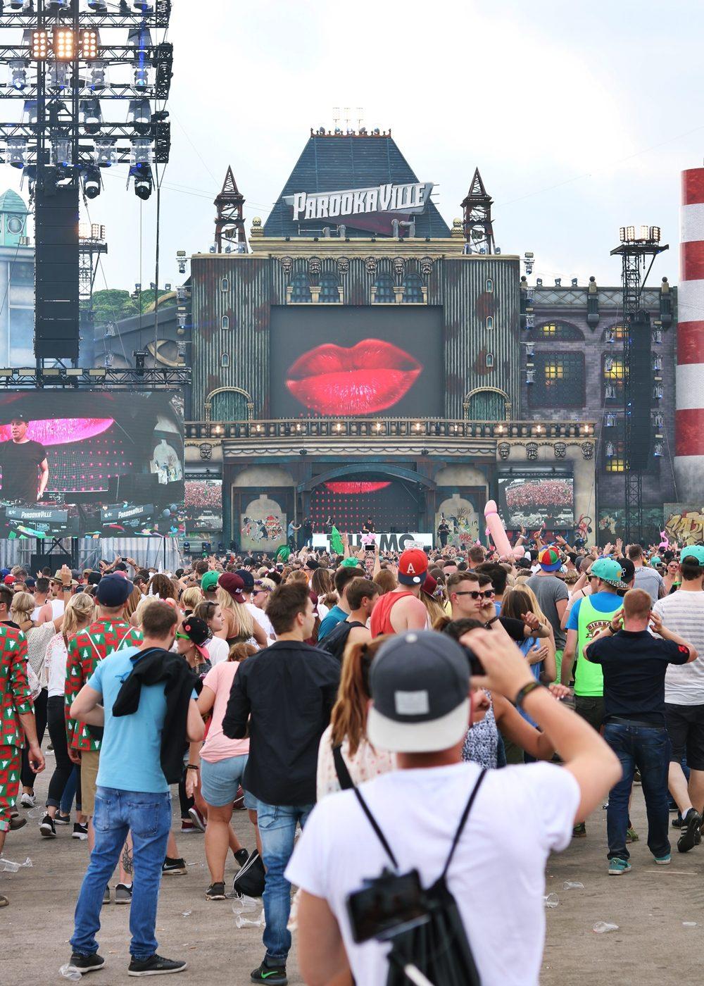 Parookaville Festival 2016 Weeze Electro Festivalblogger (29)