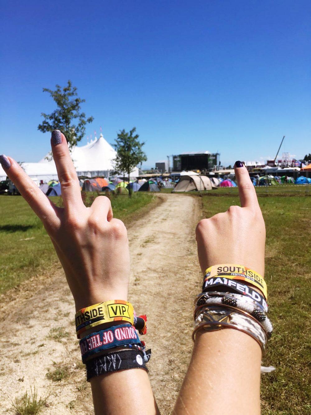Southside Festival 2016 Festivalblogger Bericht Unwetter (1)