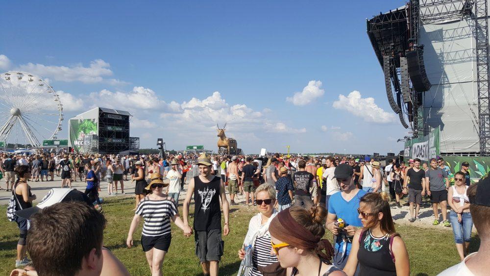Southside Festival 2016 Festivalblogger Bericht Unwetter (16)