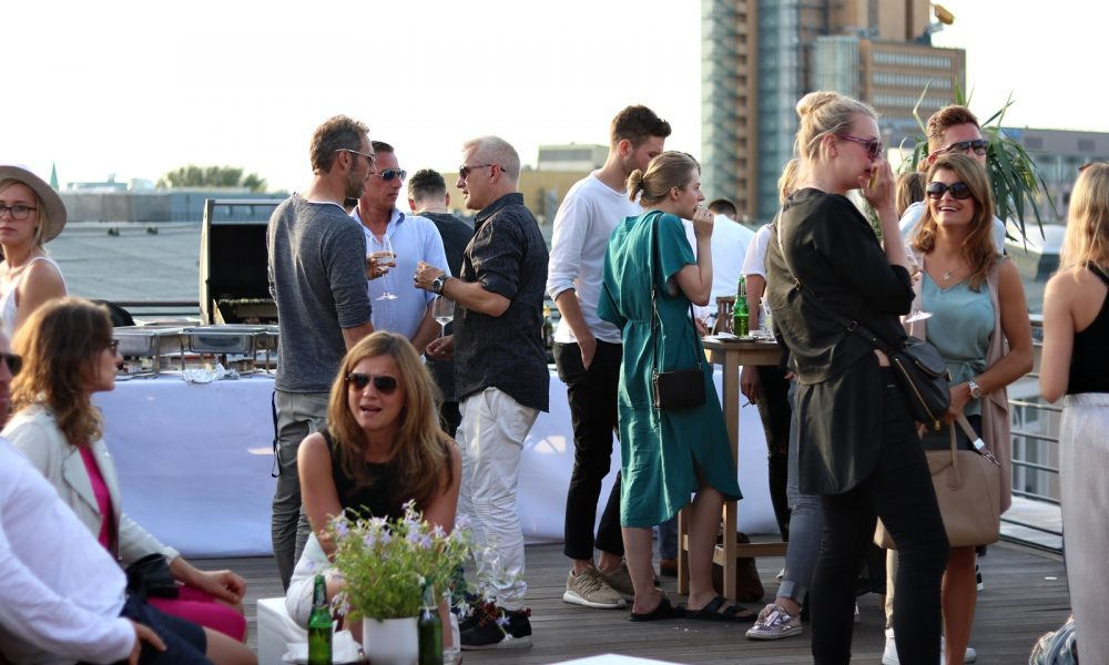 Vero Moda Rooftop Party Juli 2016 Fashion Week Berlin
