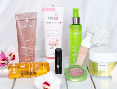 Beautypress 2016 Marbert Mary Kay sebamed Furterer Alverde Sothys