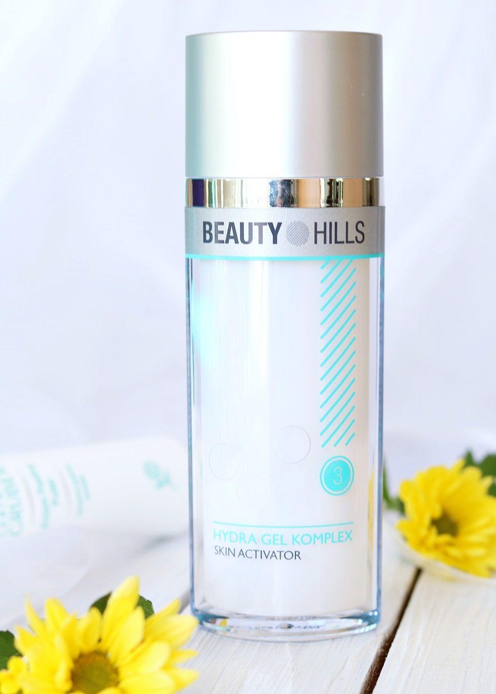 Beautypress Box August 2016 Beauty Hills Hydra Gel Komplex