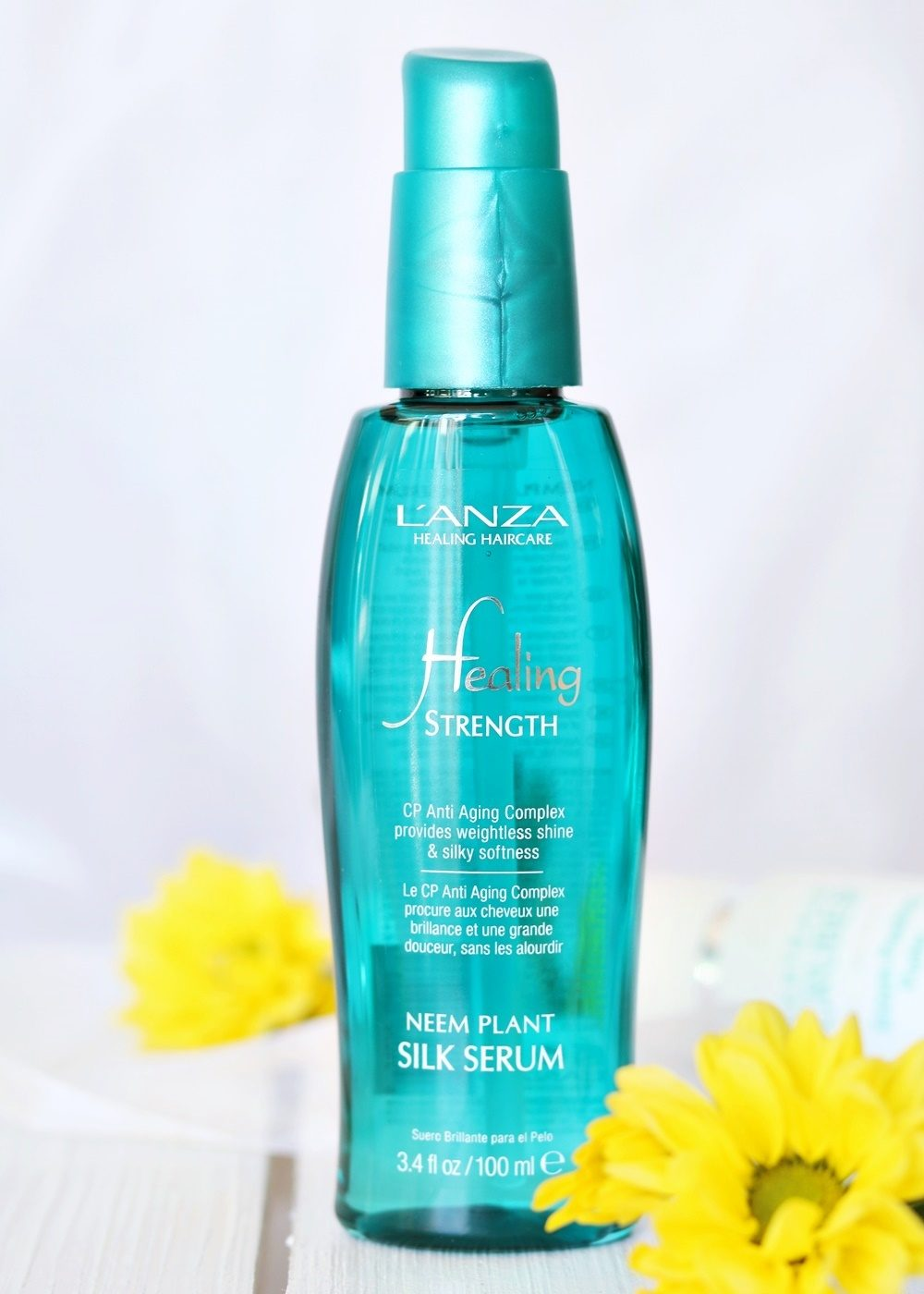 Beautypress Box August 2016 Lanza Haircare Healing Strength Silk Serum