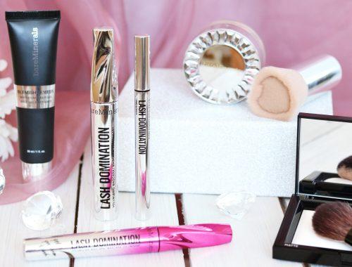 bareminerals make up natürlich Mascara Foundation Eyeliner Highlighter Puder (10)